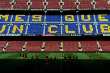 Camp Nou, Barcellona (Foto: Gettyimages)