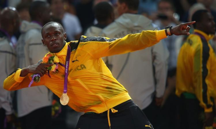 Bolt: 'Ora il calcio, ma...' VIDEO