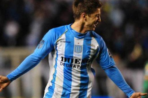 Luciano Vietto Racing