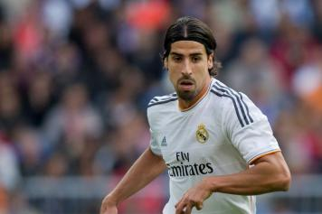 Khedira Real Madrid