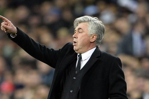 Ancelotti Real Madrid