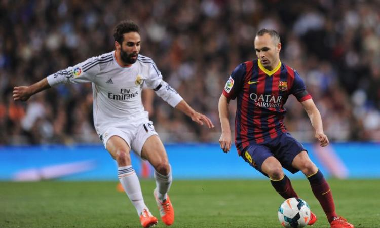 Real Madrid, Carvajal: 'Non temiamo l'ambiente. Ho parlato con Reina...' VIDEO