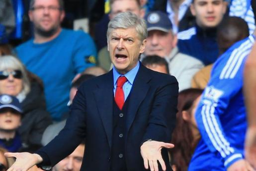 wenger tecnico dell'arsenal