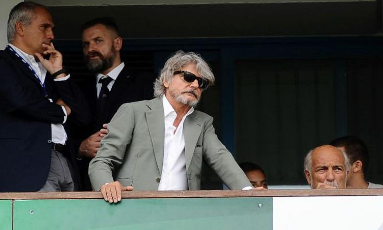 VIDEO Samp, Ferrero: 'Incontro con Sarri? No, con Sara...'