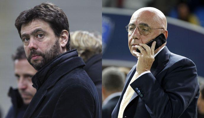 Inchiesta Infront: Galliani