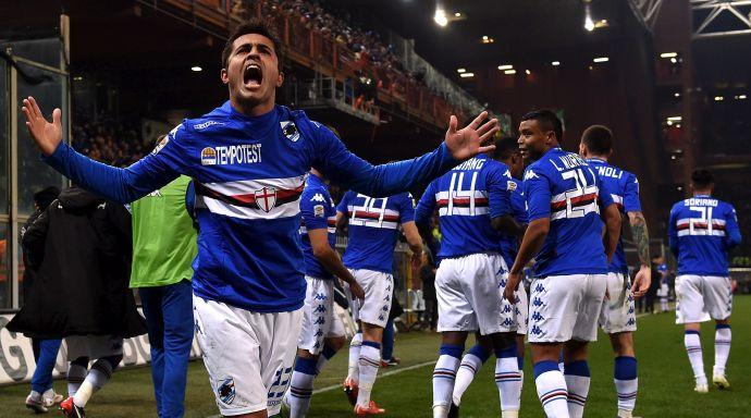 News Inter, harakiri con la Samp e addio alla Champions League