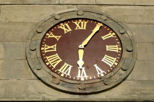 L'orologio del Royal and Ancient Golf Club of St Andrews