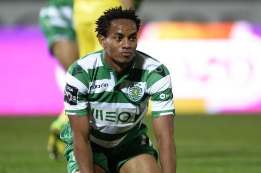 André Carrillo, Sporting Lisbona