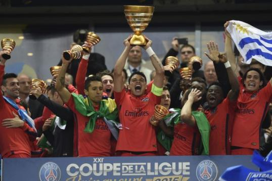 Il psg vince la coupe de la ligue primapagina - Billets finale coupe de la ligue 2015 ...