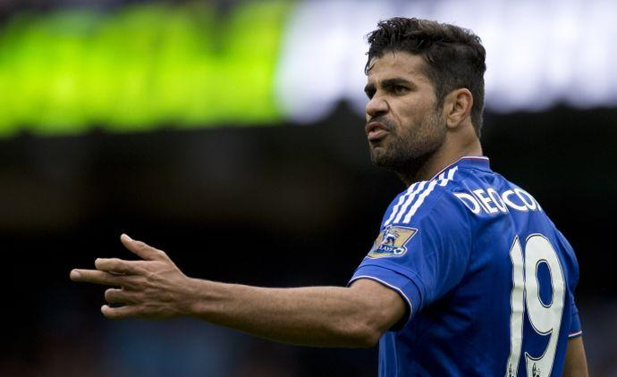 Diego Costa all'Inter: i bookmaker ci credono