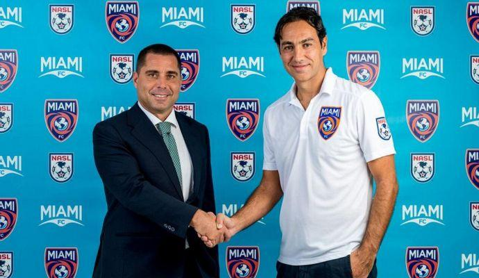 Miami FC, i ragazzi di Nesta ballano la Papu Dance VIDEO
