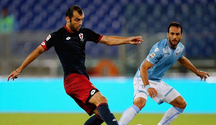 Genoa, Pandev fantasma in campionato, re in coppa