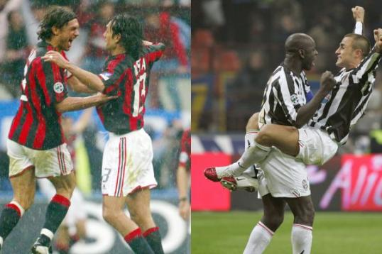 Serie A - Ranking the 10 best defensive duos | English