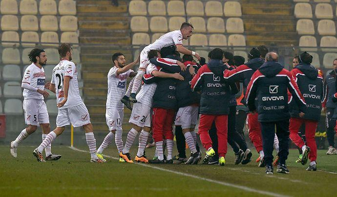 Serie B, Carpi-Novara 2-0: GOL & HIGHLIGHTS
