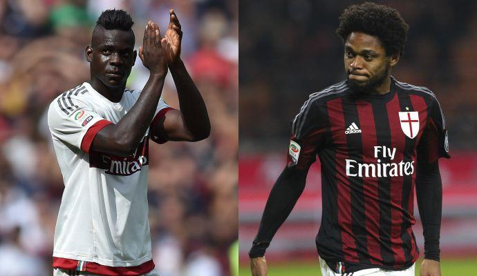Balotelli-Luiz Adriano: Galliani bluffa