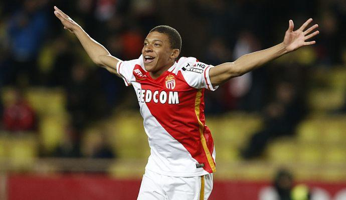 Monaco, Mbappé ha battuto Henry VIDEO
