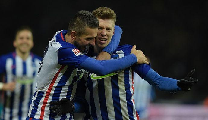 Hertha Berlino: due club si contendono Weiser