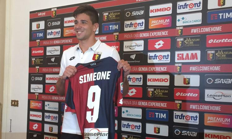 Genoa: Simeone jr