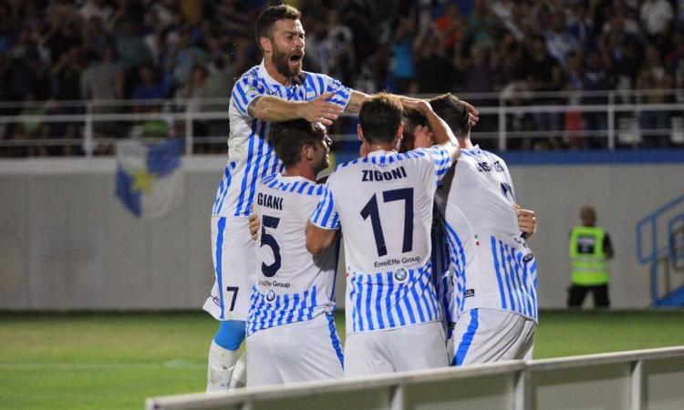 Serie B, Spal-Bari 2-1: GOL & HIGHLIGHTS