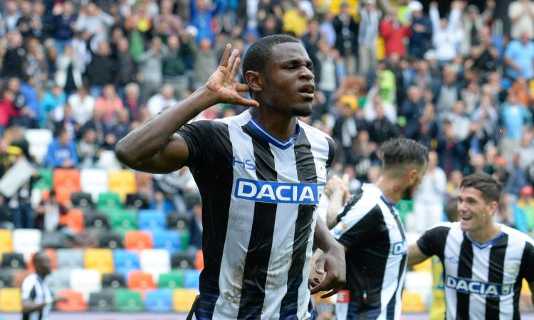 Udinese-Fiorentina 2-2: GOL E HIGHLIGHTS