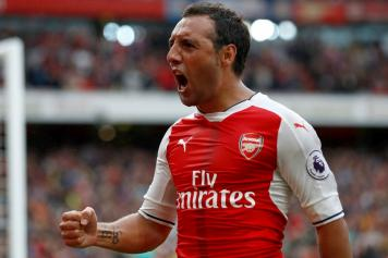 Cazorla Arsenal