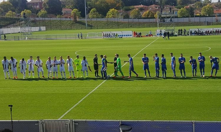 Youth League: tris Juve al Lione, vincono anche Siviglia e Real Madrid