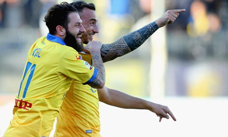 Convocati Frosinone: out Kragl