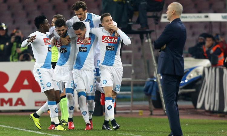 Napoli-Inter 3-0 Video Sintesi: Telecronaca Tramontana a 7 Gold