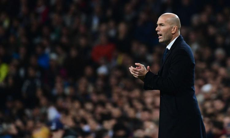 Real Madrid, Zidane: 'La parola crisi non esiste nel calcio' VIDEO