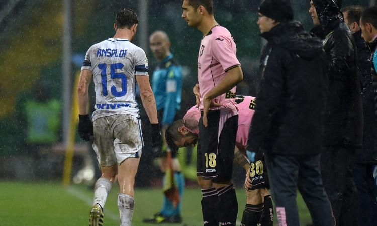 Palermo-Inter 0-1 Video Gol, Highlights e Sintesi (Serie A 2016-17)