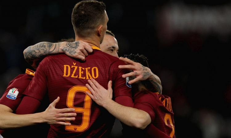 Roma-Sassuolo 3-1: GOL & HIGHLIGHTS