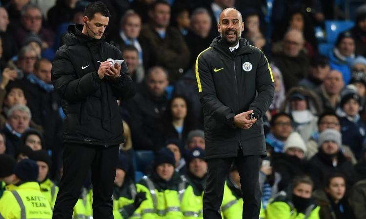 Guardiola, rivelazione shock: