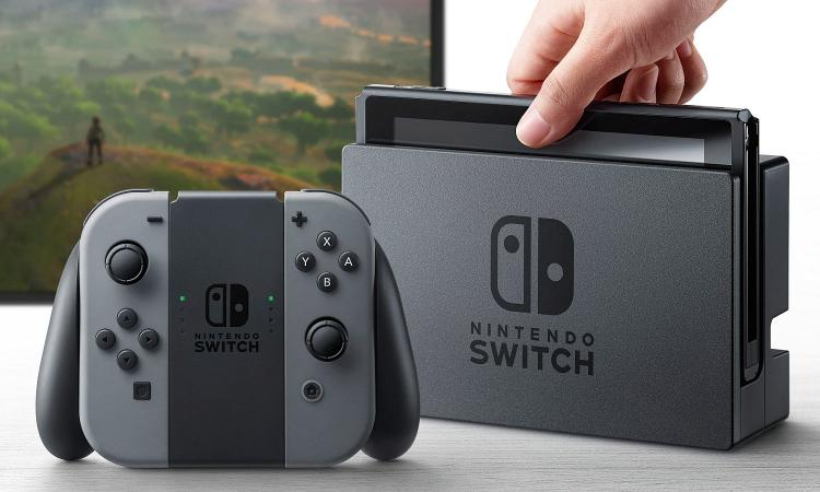 Nintendo annuncia 1-2 Switch per Nintendo Switch
