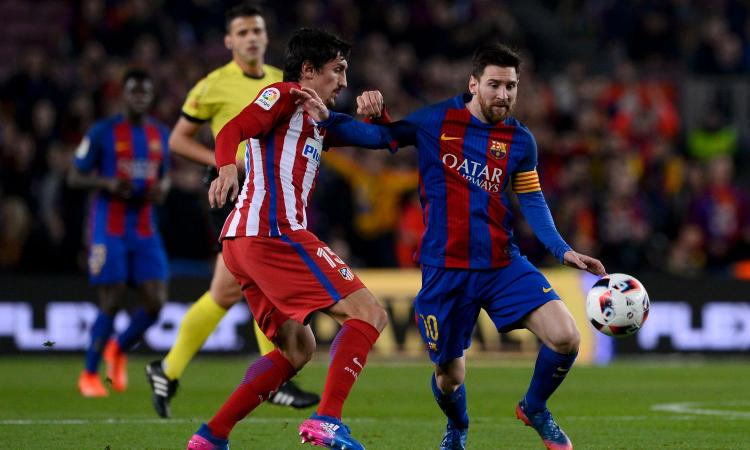 Coppa del Re: Barcellona-Atletico Madrid 0-0 LIVE