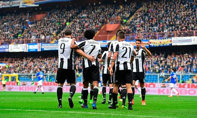 Sampdoria-Juventus 0-1: GOL & HIGHLIGHTS