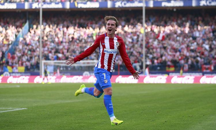 Incredibile Griezmann: