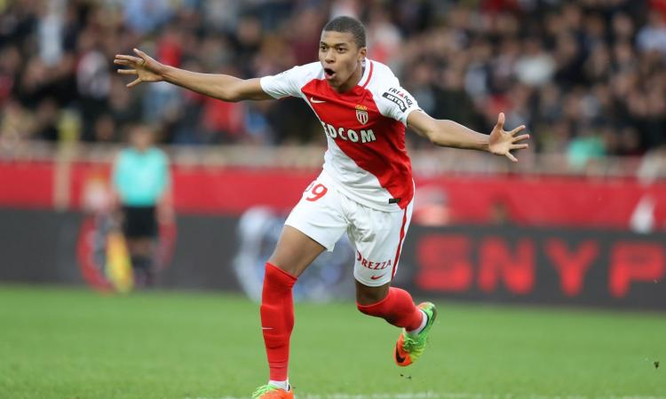 Ligue 1: Caen-Monaco 0-3, ancora super Mbappè VIDEO