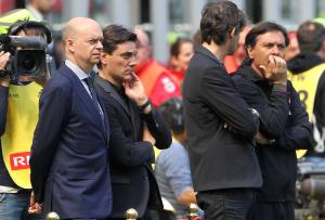 Not only Montella: Losers from initial stretch of Serie A season