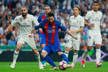 messi, barcellona, calcia, real madrid, 2016/17