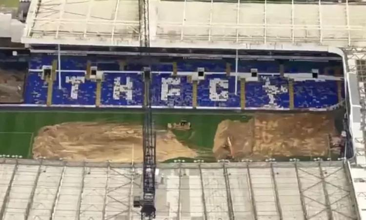 Tottenham, addio a White Hart Lane: 118 anni di storia richiusi in un baule