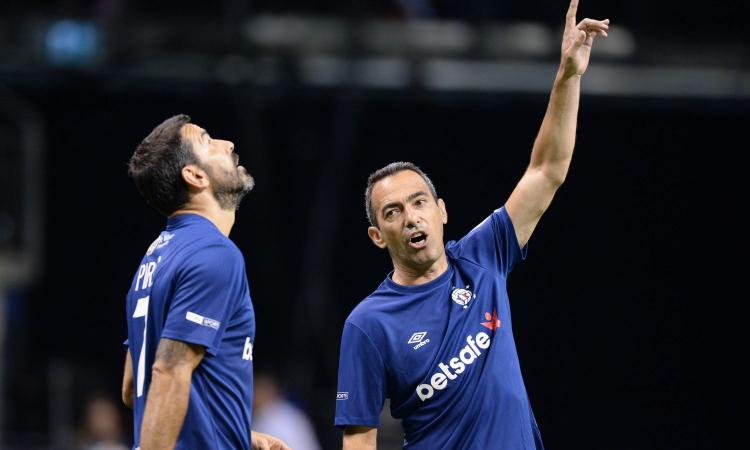 Star Sixes, Francia campione: 2-1 alla Danimarca, decide l'ex Inter Djorkaeff VIDEO