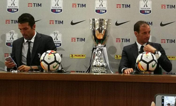 Allegri: 'Bonucci insostituibile, so che qui ho un futuro importante' VIDEO