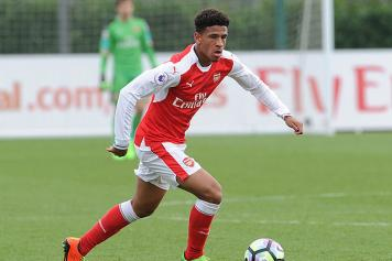 Who is Marcus McGuane, the Arsenal starlet scouted by Juve ...