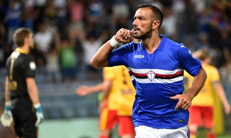 Sampdoria-Spal 2-0: il tabellino VIDEO