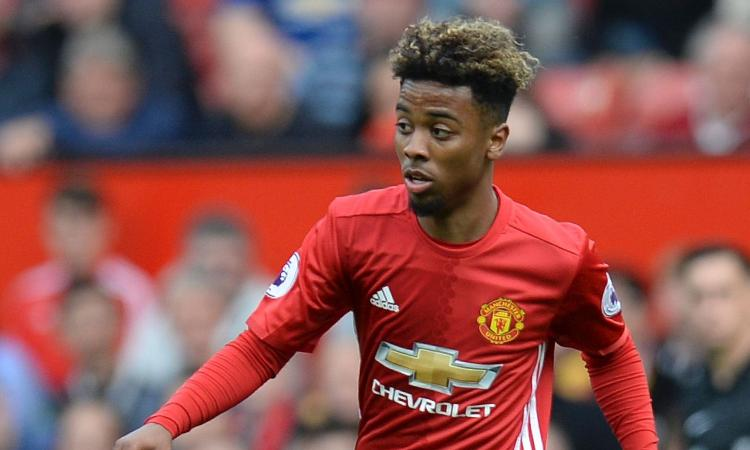 Juve, retroscena su Angel Gomes