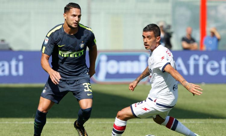 Crotone-Inter 0-2: il tabellino VIDEO