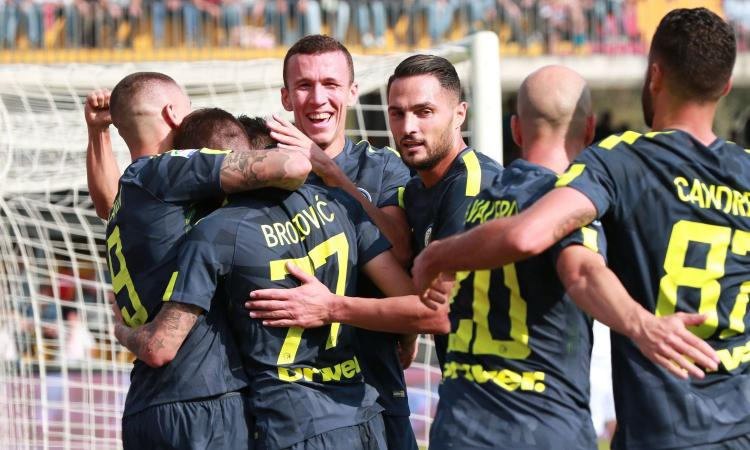 Inter, vittoria col brivido a Benevento VIDEO