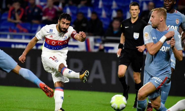 Ligue 1: Fekir al 95', il Lione batte il Monaco VIDEO