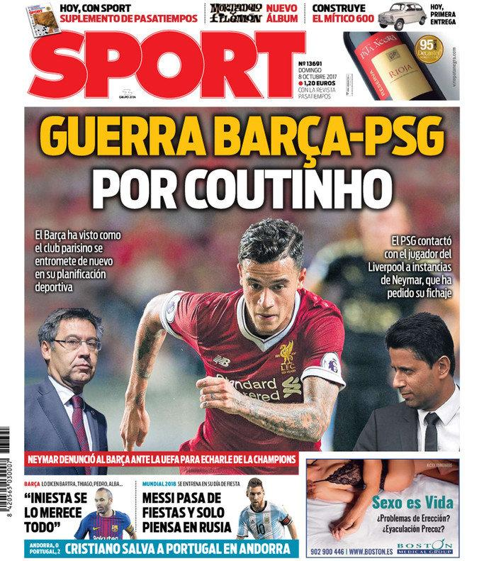 'I'd be absolutely STAGGERED if Liverpool sold Coutinho to Barcelona in January'