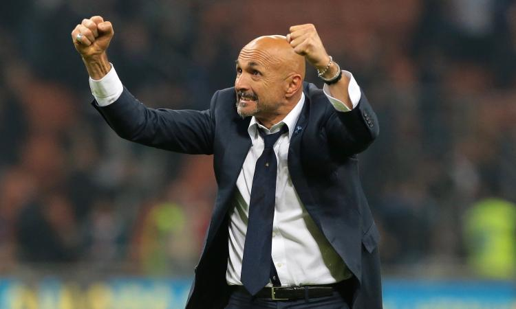 Spalletti comments on Champions League race and Sarri's outburst